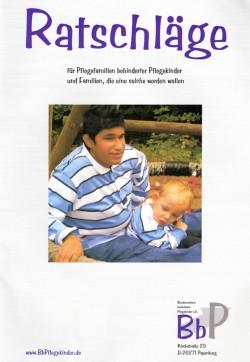 Titelblatt der BbP-Ratschläge