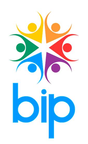 Logo der Bundesinteressengemeinschaft der Pflegefamilienverbände (BiP)